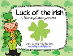 Luck of the Irish: Rounding to the 10,000's Place