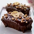 These little loaves are packed with rich chocolate flavor. #dessert #recipes