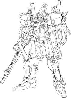 """MSA-011 """"S Gundam"""""""