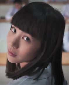 "'Kitty' Chicha Amatayakul in ""Girl From Nowhere"" Hot Emo Boys, Pretty Asian Girl, Cute Girl Face, Bad Girl Aesthetic, Actor Model, Girl Crushes, Bangs, Cute Girls, Actors & Actresses"