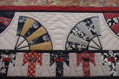Japanese quilt - detail