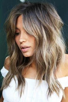 5 Fall Hair Color Trends You're About To See Everywhere - New Hair Styles Hair Color 2018, Cool Hair Color, Autumn Hair Colour 2018, Long Hair Colors, Fall Winter Hair Color, 2018 Hair Color Trends, Gorgeous Hair Color, Gorgeous Blonde, Pretty Hair