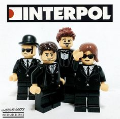 Lego Versions Of 20 Famous Bands - Adly Syairi Ramly