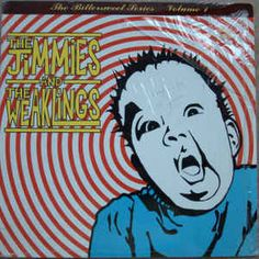 The Jimmies And The Weaklings - The Jimmies And The Weaklings: buy LP, Album, Red at Discogs
