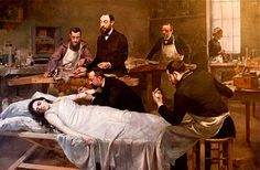 The first blood transfusion using human blood  took place at London's Guy's hospital, on this day 25th September, 1818