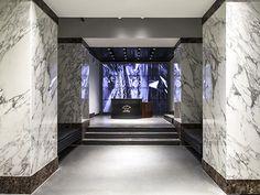 Paul & Shark Milan | Commercial & retail | Metis Lighting