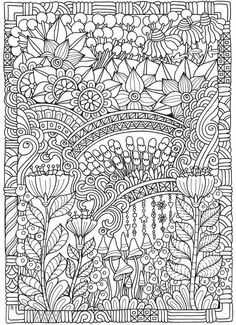 Welcome to Dover Publications Colouring Pages, Adult Coloring Pages, Coloring Sheets, Free Coloring, Creative Haven Coloring Books, Dover Publications, Preschool Crafts, Easter Crafts, To Color