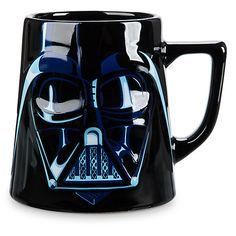 Your WDW Store - Disney Coffee Cup Mug - Star Wars - Darth Vader