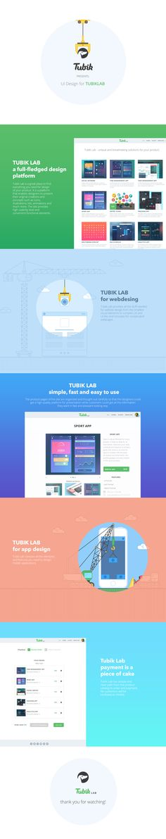 Hi guys! I want to present our new web service which is coming soon.Tubik Lab is a multipurpose platform for designers of any kind and customers who are interested in buying design concepts and ready made elements. Everything is created with the main aim…