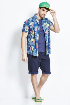 Find all your Summer Holiday looks for less in our men's wear range for real summer days #competition #fashion #summer #GeorgeSummer