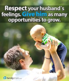 How to help your husband prepare for a new baby