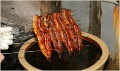 Hitsumabushi (Grilled Eel on Rice)|名古屋名物 ひつまぶし「あつた蓬莱軒」