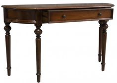 Console Table - entrance hall