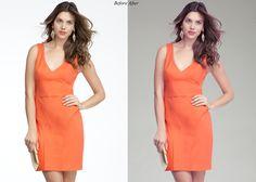 Change Background, Create Image, Masking, Wrap Dress, Dresses, Design, Fashion, Vestidos, Moda