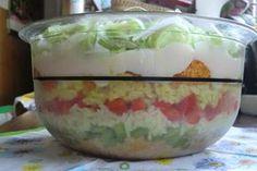 Rezept: Bunter Reis-Schichtsalat Bild Nr. 291