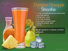 Pumpkin  Pineapple