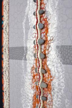 Amy Meissner, Vein, detail, 2014. www.amymeissner.com