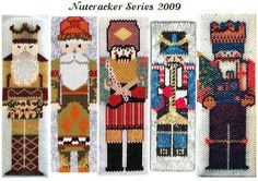 Nutcracker Series 2009 - Beading Daily