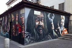 murales Colonne San Lorenzo