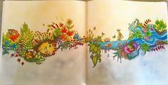 Johanna Basford coloring