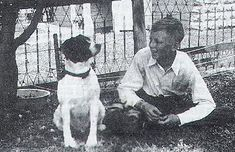 "Charles Schulz (1922-2000). The inspiration for Snoopy was the Schulz's insane black and white pup, Spike. The ""hunting dog"" scoured for pins, tacks and razor blades and was generally uncontrollable. In fact, Spike would often race away from the house anytime a door was cracked open, and it was only his love for going on car rides that brought him back. Any time Spike made an escape, Charles would have to run and start honking his father's car horn repeatedly to lure the dog back home."