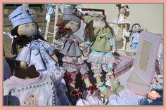Arabescos en el Gran Soho Alameda, enero 2015 #muñecas