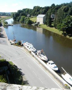 Canal de Nantes à Brest, Bretagne