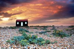 Rye Harbour, Romney Marsh, East Sussex, Seaside, Lamb, Europe, Mountains, Sunset, Inspired