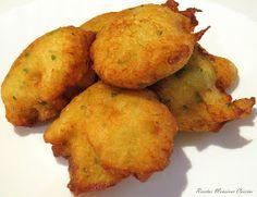 INGREDIENTES:   2 dientes de ajo 30 gr. de cebolla Unas ramitas de perejil fresco   250 gr. de bacalao desmigado desalado 30 ml. de aceite...