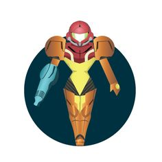 M is for Metroid