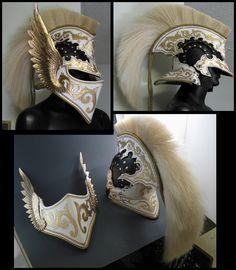 Archangel Helmet pic2 by Azmal.deviantart.com on @deviantART