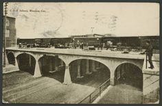 Subway, Winnipeg, Can. - The Martin Berman Postcard Collection - National Rail, Canadian Pacific Railway, Concrete Structure, Reinforced Concrete, Main Street, Historical Photos, Ancestry, The Expanse, Over The Years