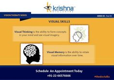 "Looking for modern & fully integrated ""Eye Care Services"" ? Krishna Eye Centre is well equipped with latest technologies and experienced staffs. To know more about Krishna Eye Centre visit our site @ http://www.krishnaeyecentre.com/ #KrishnaEyeCentre #Mumbai #EyeCare"