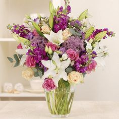 Country Garden Bouquet With Free Express Delivery - From Lakeland http://www.lakeland.co.uk/search/flowers/c01.r38.1?arc=pinit