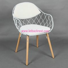 2 Mesh Chair, Bassinet, Dining Chairs, Iron, Bed, Furniture, Home Decor, Crib, Decoration Home
