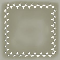 Navajo style simple border design 1 sheet stencil The North Plains Border Stencil isa simple, but distinctive border stencil, designed as a simple edging border to be used on its own or in conjunction with our other Navajo Stencils. Great on floors, panels, walls andwall hangings. Part of the N