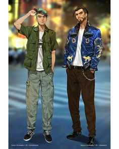 Shimada brothers