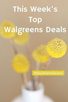 075ac22631a These are the top deals at Walgreens this week. Create your own shopping  list