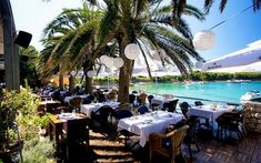Restaurant Zori – Breath taking sea view wedding venue in Croatia