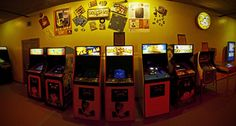 bring back video arcades ✪