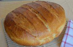 A legfinomabb házi kenyér receptje - végleg elfelejted a bolti kenyeret, ha ezt megkóstolod Hungarian Cuisine, Hungarian Recipes, Yule Log, Bread Recipes, Kenya, Food And Drink, Favorite Recipes, Yummy Food, Baking