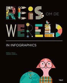 bol.com | Reis om de wereld in infographics, Mireia Trius | 9789021422039 | Boeken Content, Reading, Movies, Movie Posters, Google, Image, Om, Infographics, Products