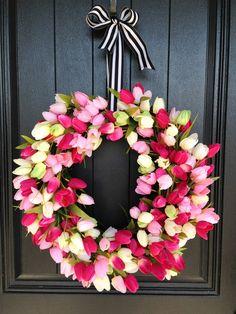 30+ Easter Decoration Ideas - Easter Flower Arrangements and Decor
