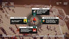 Debut trailer, screenshots for PS4 arena shooter #killallzombies