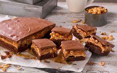 Det er ingen kunst å gjøre verdens mest populære sjokoladebar om til en kake. Så blir du fort verdens mest populære forelder eller venn.