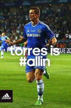 torres is #allin
