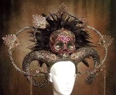 Wardrobe Closet, Headpiece, Skull, Design, Decor, Linen Cupboard, Headdress, Decoration, Reach In Closet