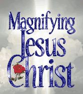 O magnify the LORD with me and let us exalt his name together Psalm 34:3