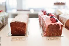 Rose Bakery at Le Bon Marché by Carin Olsson