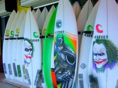 W3 Art & Design: Posters, flyers, T-Shirt designs, logos, cartoons, surfboard art, wall murals,  you name it…Will can design it. Take along your surf board and get the perfect souvenir of Costa Rica: A Pura Vida spray job!